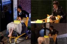 'I Love Italy' Super Junior's Kim Kibum Take Park Ye Jin Home in a Shopping Cart