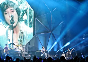 CNBLUE Can't Stop Live In Kuala Lumpur