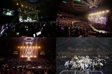 JYP Entertainment's 'JYP NATION-ONE MIC' Tour Successfully Completes First Concert