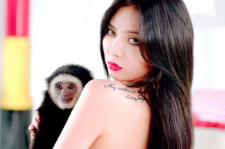 Too hot for TV? HyunA has become the first major artist to be shut out by the decision by