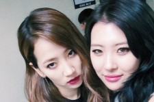 Sunmi Takes A Picture With HA:TFELT Showing An Unchanged Friendship