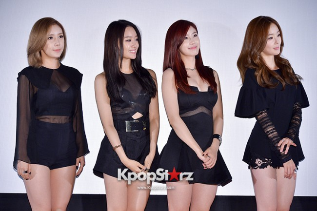Secret Held a Press Conference for the Release of Fifth Mini Album 'Secret Summer'key=>1 count30