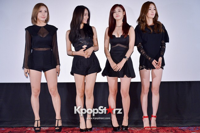 Secret Held a Press Conference for the Release of Fifth Mini Album 'Secret Summer'key=>2 count30