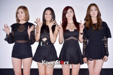 Secret Held a Press Conference for the Release of Fifth Mini Album 'Secret Summer'
