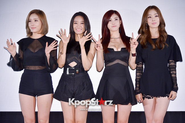 Secret Held a Press Conference for the Release of Fifth Mini Album 'Secret Summer'key=>0 count30