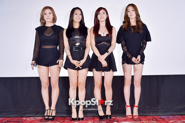 Secret Held a Press Conference for the Release of Fifth Mini Album 'Secret Summer'key=>8 count30
