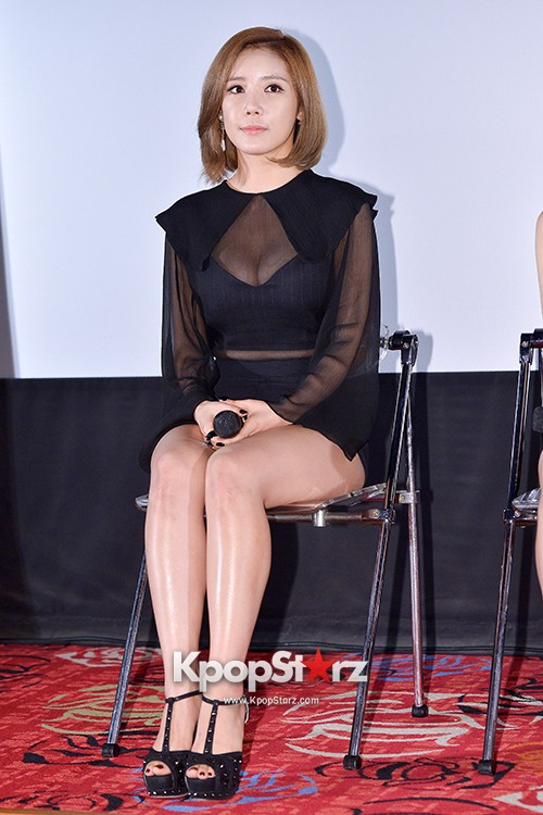 Secret Held a Press Conference for the Release of Fifth Mini Album 'Secret Summer'key=>14 count30
