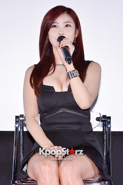 Secret Held a Press Conference for the Release of Fifth Mini Album 'Secret Summer'key=>22 count30