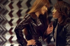 Lee Hyori and Rain