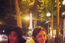 davichi in paris