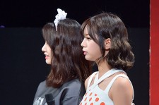 MC Jiyeon and Hyeri at SBS MTV 'THE SHOW : All About K-pop'