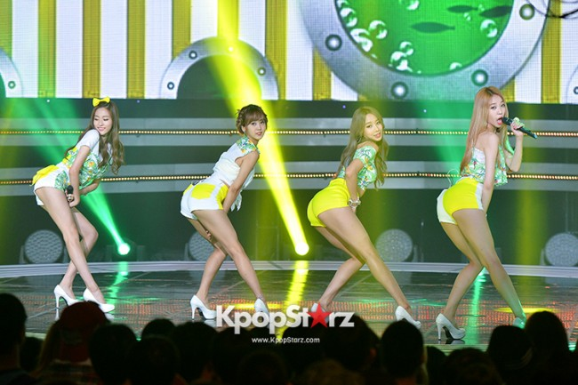 BESTie [Hot Baby] at SBS MTV 'THE SHOW : All About K-pop' key=>10 count18