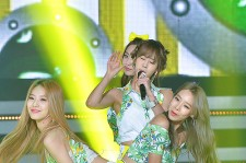 BESTie [Hot Baby] at SBS MTV 'THE SHOW : All About K-pop'