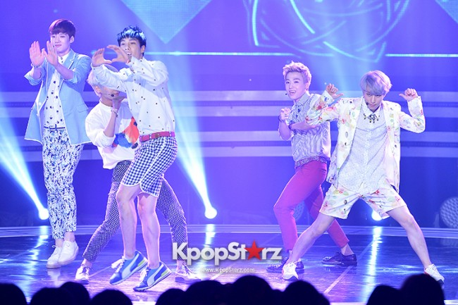Boys Republic [Dress Up] at SBS MTV 'THE SHOW : All About K-pop' key=>5 count16