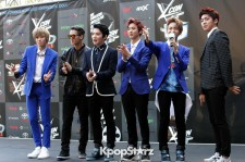 Teen Top Attends KCON Red Carpet Event in Los Angeles- August 9 2014 [Photos]
