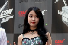 IU Attends KCON Red Carpet Event in Los Angeles- August 9 2014 [Photos]