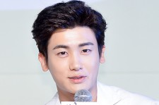 ZE:A's Park Hyung Sik at a Press Conference of KBS2 Drama 'What Happens to My Family