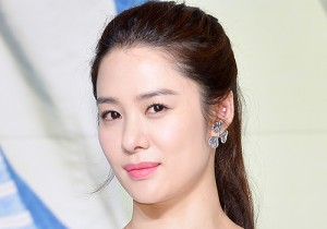 Kim Hyun Joo at a Press Conference of KBS2 Drama 'What's With This Family'