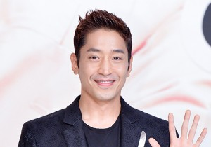 Eric at a Press Conference of KBS2tv Drama 'Discovery of Romance'