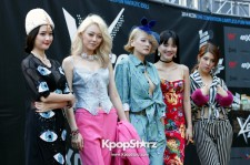 SPICA Attends KCON Red Carpet Event in Los Angeles- August 10, 2014 [Photos]