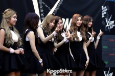 Girls Generation Attends KCON Red Carpet Event in Los Angeles- August 10, 2014 [Photos]
