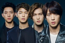 CNBLUE Go Your Way Group