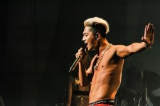Big Bang member Taeyang's Japan Solo Tour Starts Off With A Bang In Yokohama