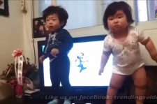 This Dancing Korean Cute Chubby Baby May Have Created The Next 'Gangnam Style'