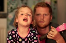 If This Father & Daughter Cover Doesn't Brighten Your Day Then I Don't Know What Will