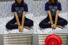 Apink Jung Eunji Takes On The Ice Bucket Challenge