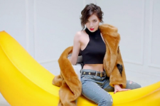 Scene from HyunA's
