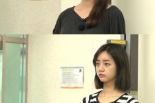 hyeri naked face and weight