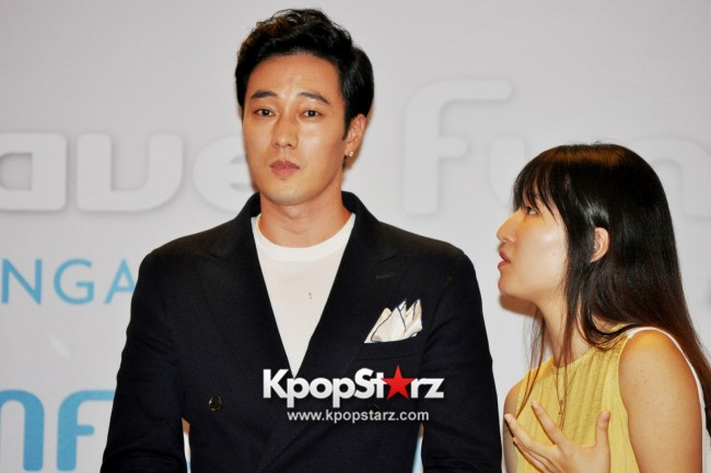 "Popular Korean Drama ""Master's Sun"" Actor So Ji Sub Reveals At Open Press Conference In Singapore, ""The Character I Played Is A Total Opposite Of Who I Am."" [PHOTOS]key=>9 count33"
