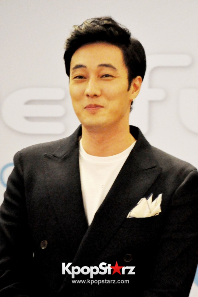 "Popular Korean Drama ""Master's Sun"" Actor So Ji Sub Reveals At Open Press Conference In Singapore, ""The Character I Played Is A Total Opposite Of Who I Am."" [PHOTOS]key=>11 count33"