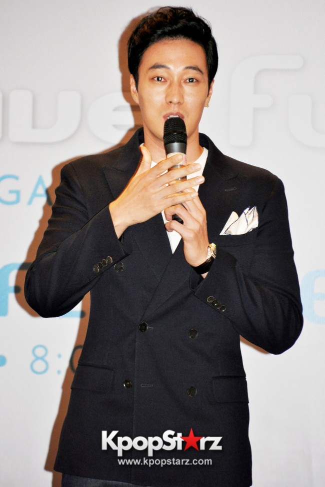 "Popular Korean Drama ""Master's Sun"" Actor So Ji Sub Reveals At Open Press Conference In Singapore, ""The Character I Played Is A Total Opposite Of Who I Am."" [PHOTOS]key=>13 count33"