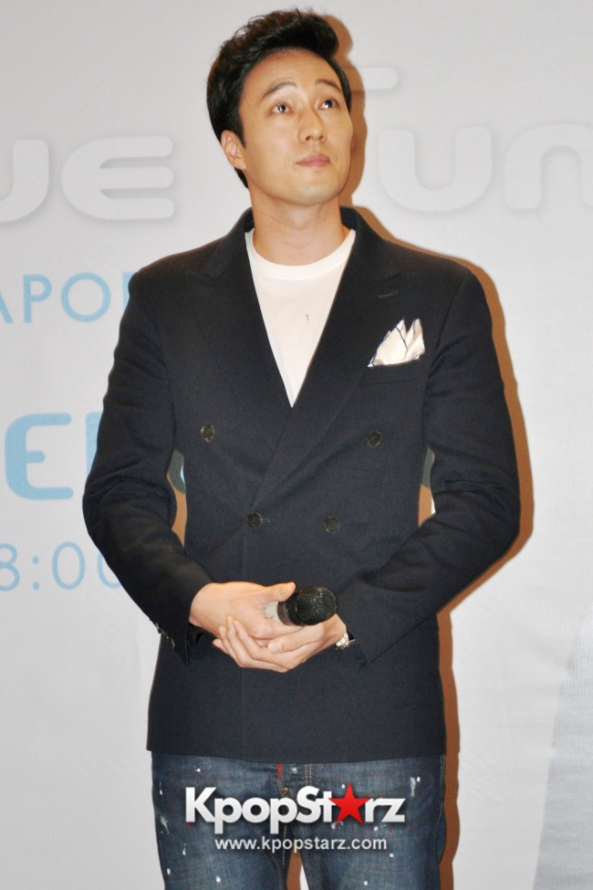 "Popular Korean Drama ""Master's Sun"" Actor So Ji Sub Reveals At Open Press Conference In Singapore, ""The Character I Played Is A Total Opposite Of Who I Am."" [PHOTOS]key=>16 count33"
