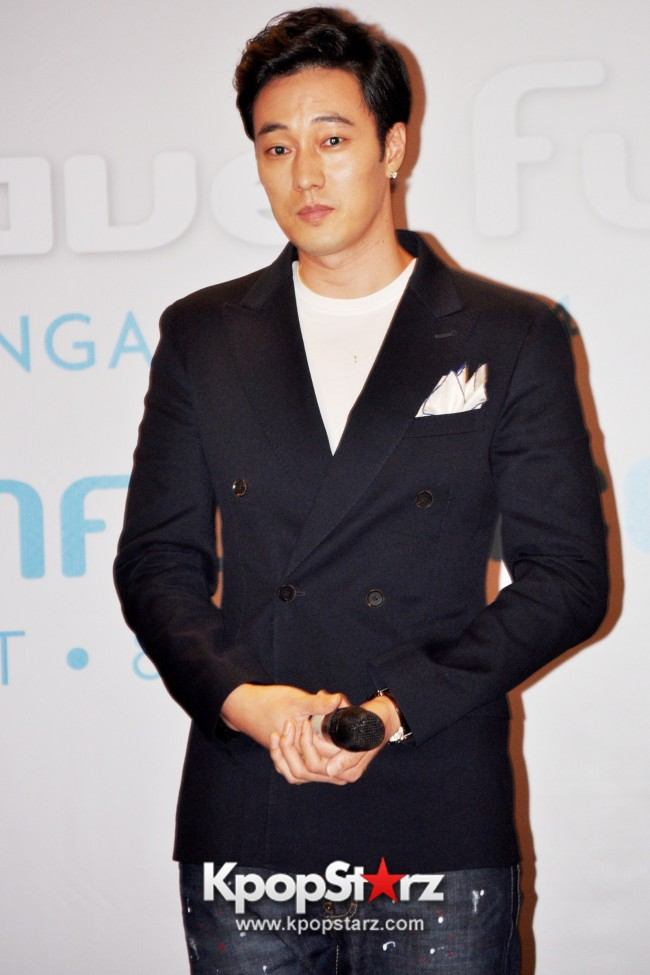 "Popular Korean Drama ""Master's Sun"" Actor So Ji Sub Reveals At Open Press Conference In Singapore, ""The Character I Played Is A Total Opposite Of Who I Am."" [PHOTOS]key=>17 count33"