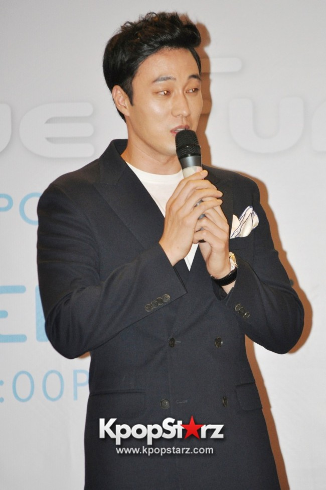 "Popular Korean Drama ""Master's Sun"" Actor So Ji Sub Reveals At Open Press Conference In Singapore, ""The Character I Played Is A Total Opposite Of Who I Am."" [PHOTOS]key=>22 count33"