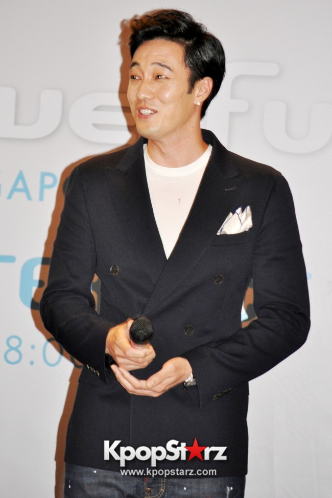 "Popular Korean Drama ""Master's Sun"" Actor So Ji Sub Reveals At Open Press Conference In Singapore, ""The Character I Played Is A Total Opposite Of Who I Am."" [PHOTOS]key=>23 count33"