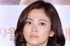 Song Hye Kyo at the Press Conference of Upcoimg Movie 'My Brillian Life [My Palpitating Life]'