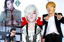 Big Bang's G-Dragon chooses favorite hairstyle
