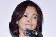 Song Hye Kyo Apologized for Being Embroiled in a Tax Evasion Case in a Press Conference of Upcoimg Movie 'My Brillian Life'