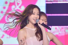 Park Bo Ram [Beautiful] at MBC Music Show Champion