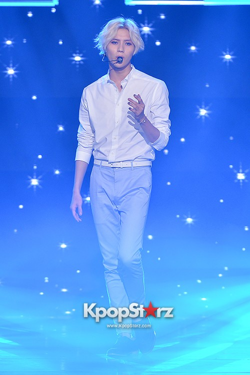SHINee's Taemin [Pretty Boy + Ace + Danger] at MBC Music Show Championkey=>2 count36