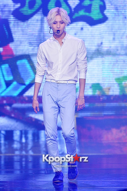 SHINee's Taemin [Pretty Boy + Ace + Danger] at MBC Music Show Championkey=>5 count36