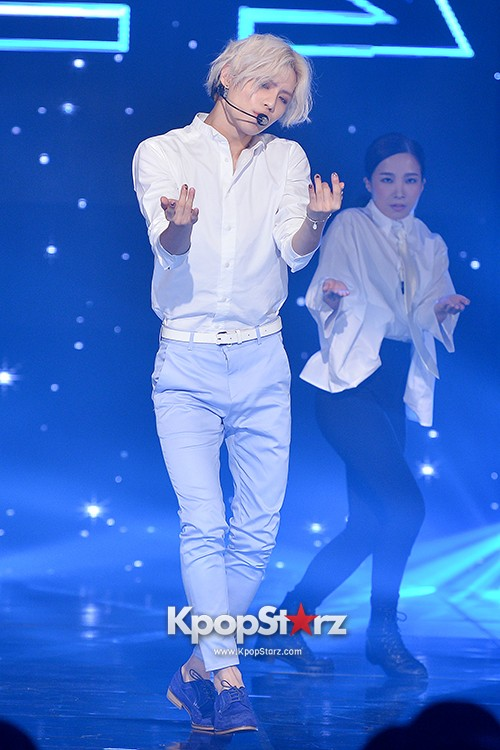 SHINee's Taemin [Pretty Boy + Ace + Danger] at MBC Music Show Championkey=>11 count36