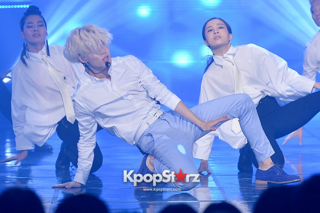 SHINee's Taemin [Pretty Boy + Ace + Danger] at MBC Music Show Championkey=>23 count36