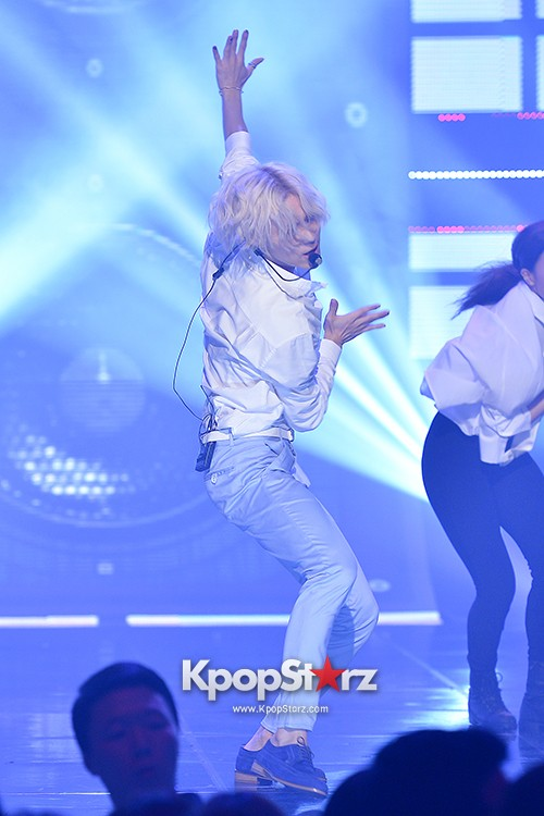 SHINee's Taemin [Pretty Boy + Ace + Danger] at MBC Music Show Championkey=>27 count36