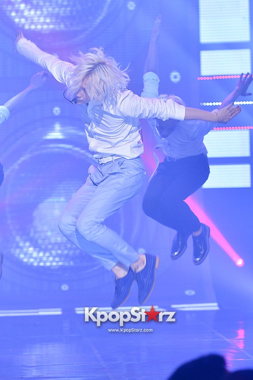 SHINee's Taemin [Pretty Boy + Ace + Danger] at MBC Music Show Championkey=>28 count36