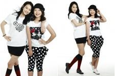Shin Minah and Kim Yoojung Pose for a Photo Shoot